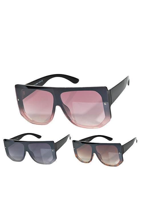 Square Shield Fashion Sunglasses
