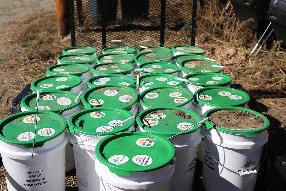 Denver Compost - Curbside Pickup Service