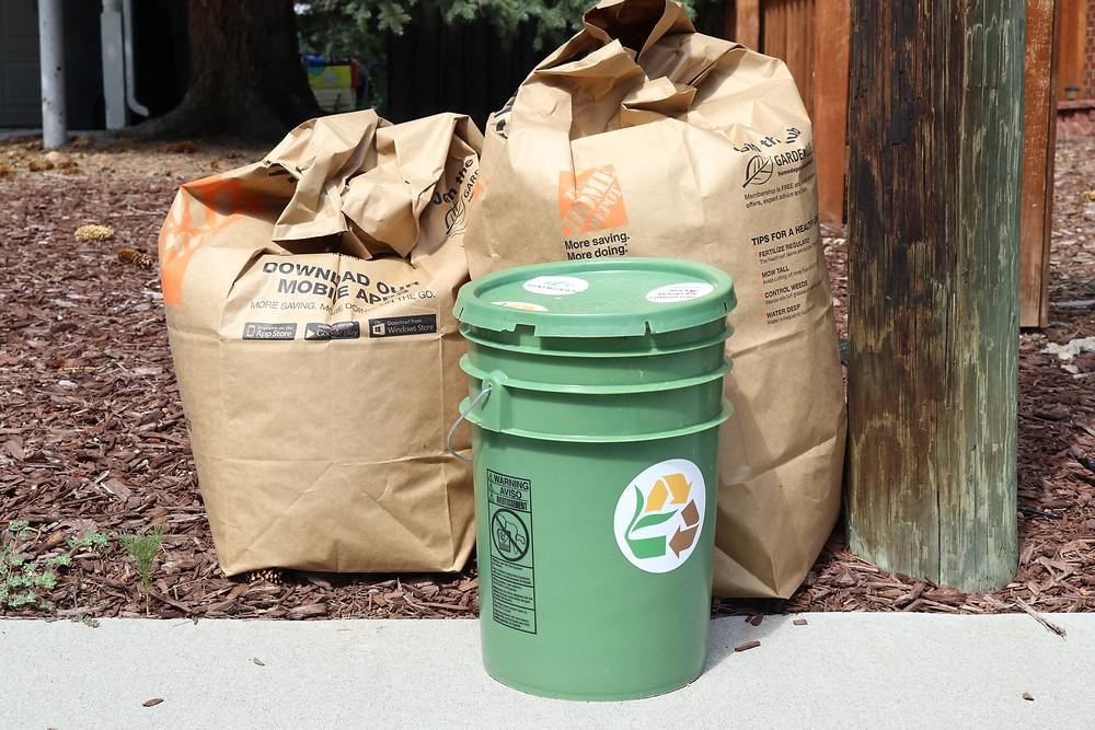 Curbside Composting in Arvada, Denver, Westminster