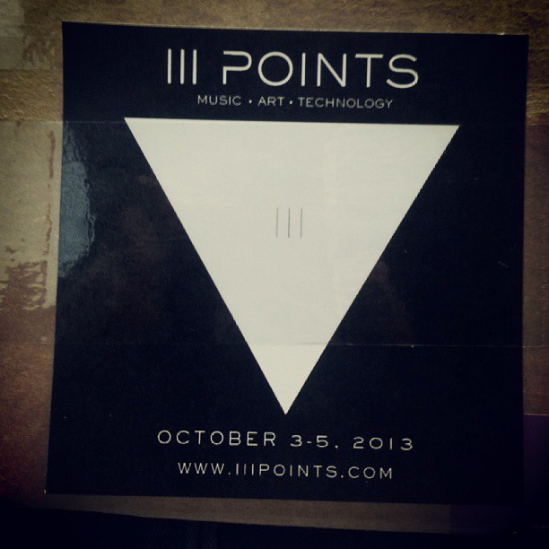 III Points - Stickers