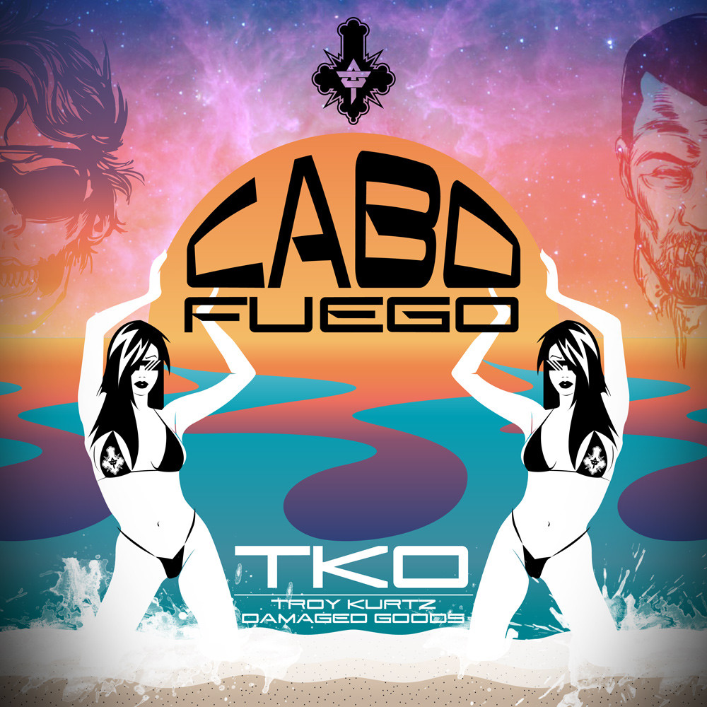 Cover artwork for Cabo Fuego - TKO