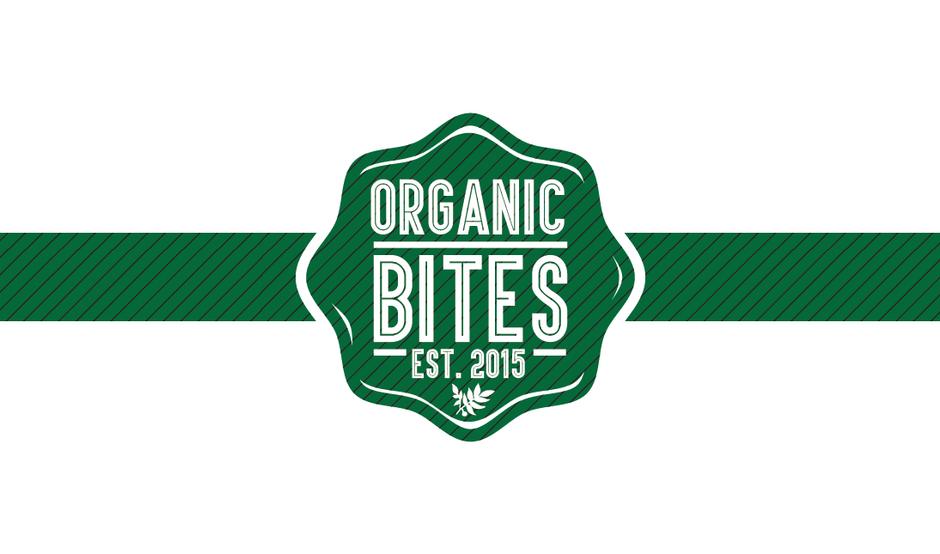 Organic Bites - Logo