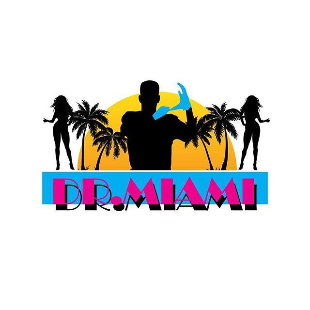 Dr. Miami - Logo