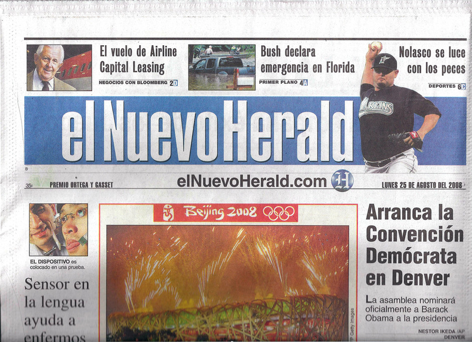 ACL Featured in El Nuevo Herald's Business Section
