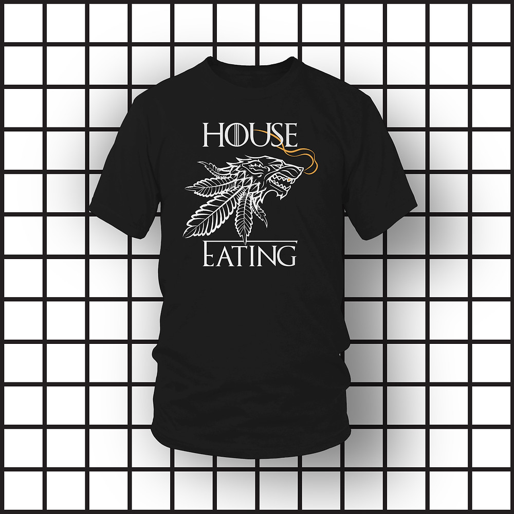 House Eating front design