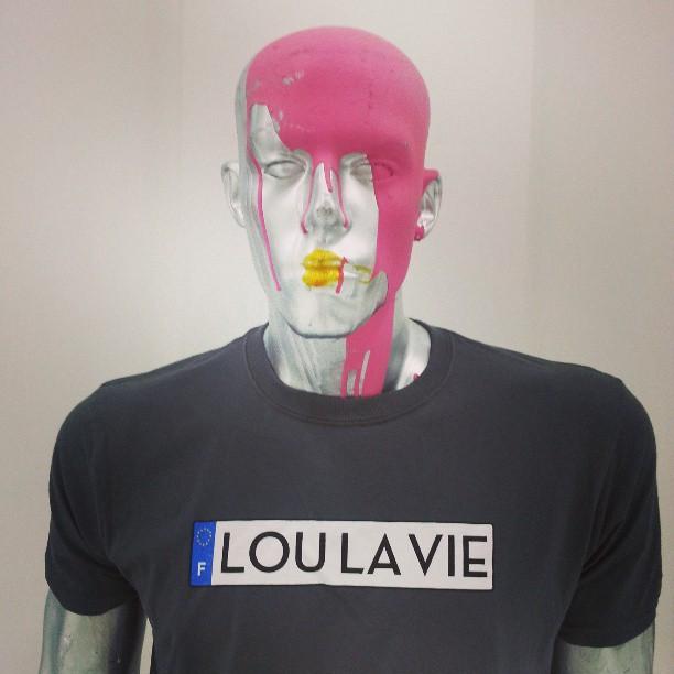 Lou La Vie - Merchandise Design
