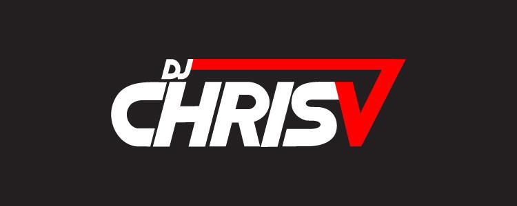 DJ Chris V - Logo