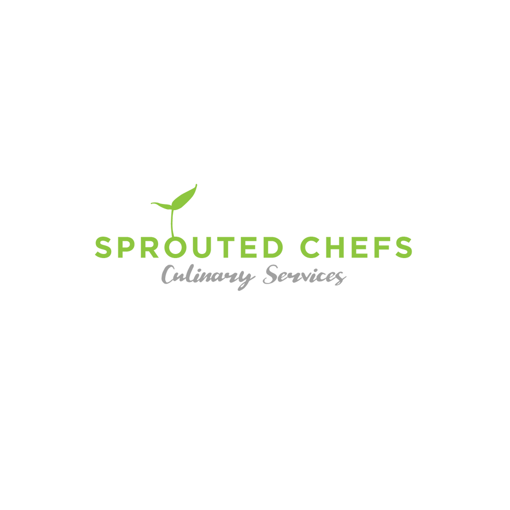 Sprouted Chefs Logo by Joey Funk Ceballos
