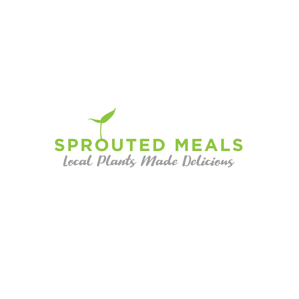 Sprouted Meals Logo by Joey Funk Ceballos