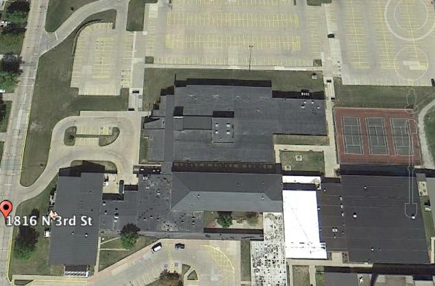 Oskaloosa High School (Preparatoria, bachillerato)