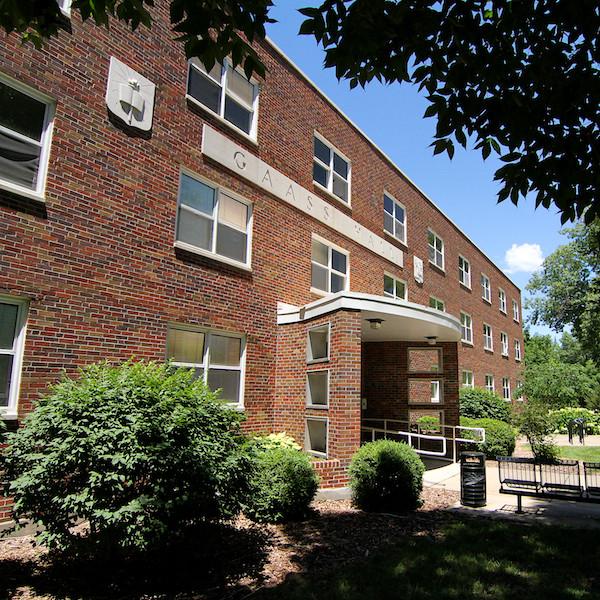 Gaass Hall, Central College