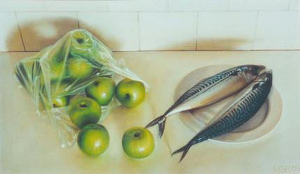 Apple & Mackeral