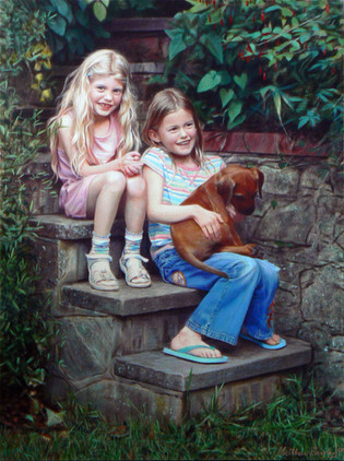 Lily-May & Zoe