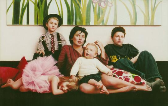 Sadie Frost & Family