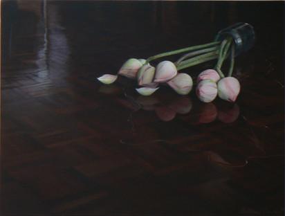 Flowers On The Floor