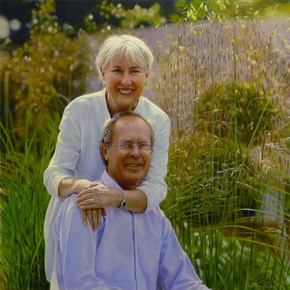 Sandra and Colin