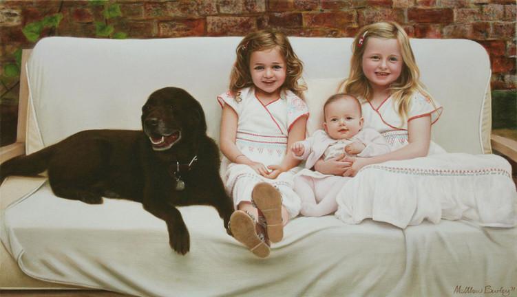 Eva, Clemy & Bella