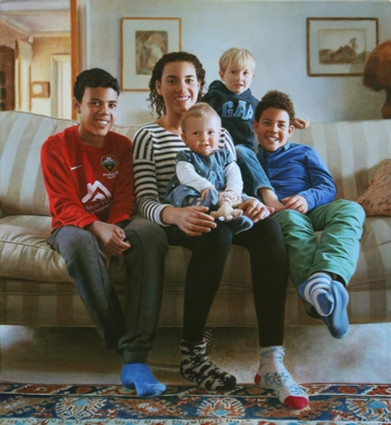 The Atkinson Grandchildren