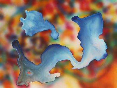 Spill with Kandinsky