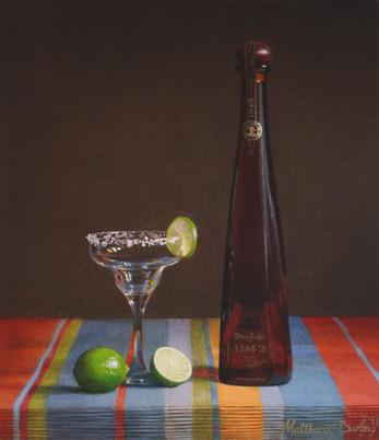 Tequilla, Salt & Lime