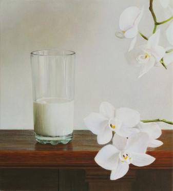 Milk & Orchids