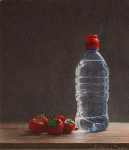 Strawberries & Water