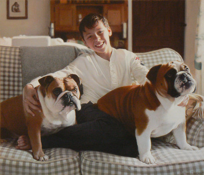 Jack with Hatty & Sid