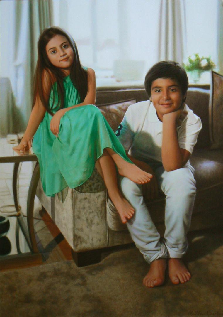 Ali & Tamilla