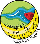 Ga's Little River Water Trail Logo