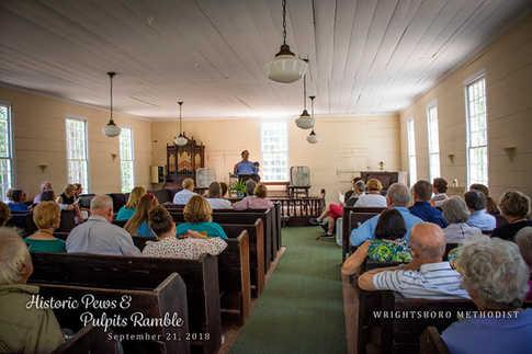 Wrightsboro Methodist Church