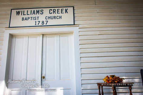 Williams Creek Baptist Church