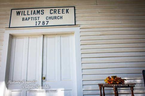 Williams Creek Baptist Church