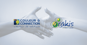 Couleur & Connection et Arakis s'associent !