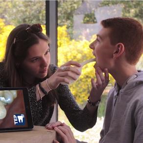 Bientôt un dispositif pour permettre aux patients de détecter eux-mêmes leurs caries ?