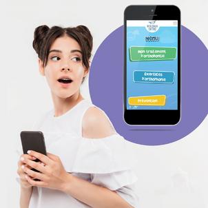 Mon coach ortho : une app pour rendre ludique et interactif le suivi des traitements