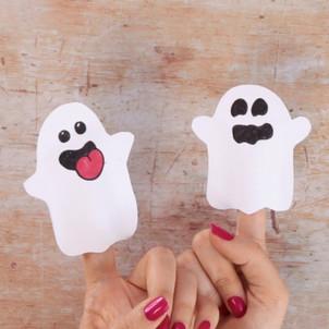 DIY déco fantôme et chauve-souris pour Halloween 🎃
