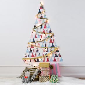 Un sapin de Noël original pour votre cabinet