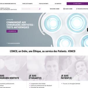 L'ONCD se dote d'un tout nouveau site internet !