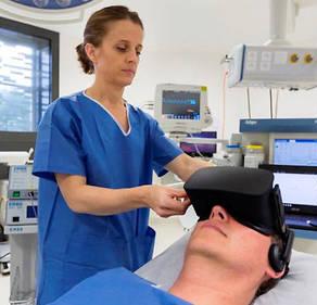 La réalité virtuelle comme alternative à l'anesthésie