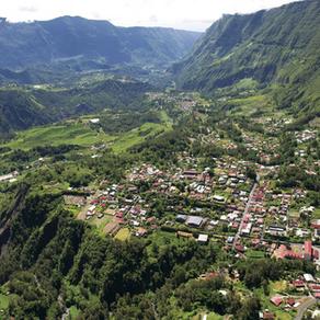 À La Réunion, un dentiste a remué ciel et terre pour installer son cabinet dans le cirque de Mafate