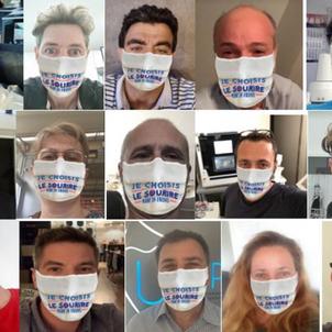 Les Prothésistes Dentaires Français lancent le mouvement #JeChoisisLeSourireMadeInFrance