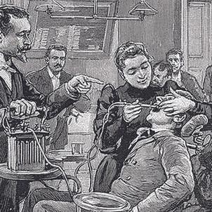 Des millénaires de pratique dentaire et anecdotes du passé...