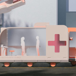 Pour Ikea, la voiture du futur sera… un cabinet médical !