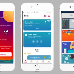 Fabulous : une app pour prendre de nouvelles bonnes habitudes et atteindre ses objectifs