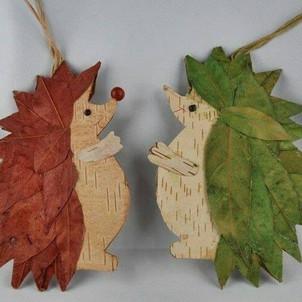 Des créations à réaliser avec des feuilles d'automne