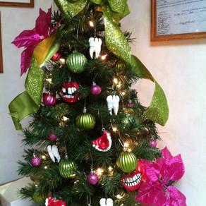 Tour du web : les décorations de Noël au cabinet !