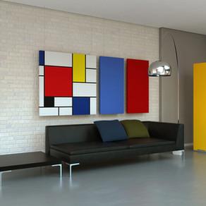 Intégrez la décoration acoustique à votre cabinet !