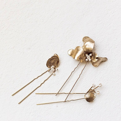 Aster Hairpin (TRIO)