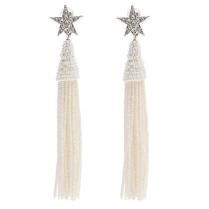 COCO tassel earrings