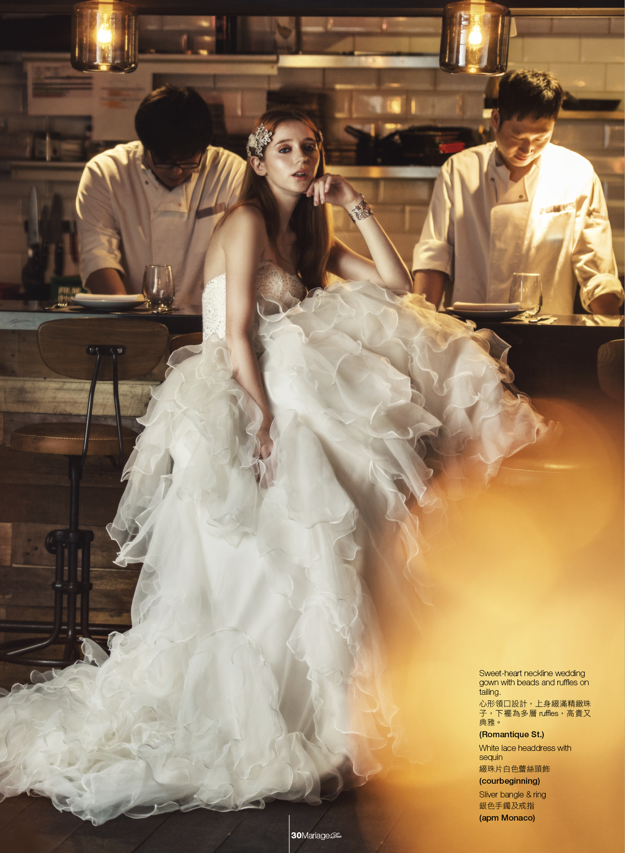 Magazine MARIAGE D'OR_1
